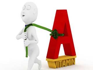 इस जानलेवा बीमारी की दस्तक हो सकती है विटामिन 'ए' की कमी
