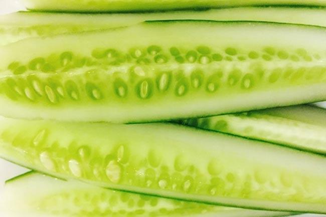 Seeded veggies