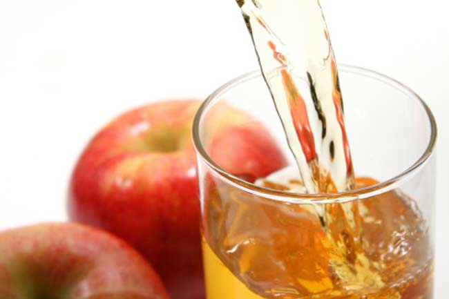 Apple cider vinegar for fungal infection