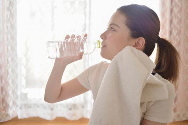 Fique hidratado