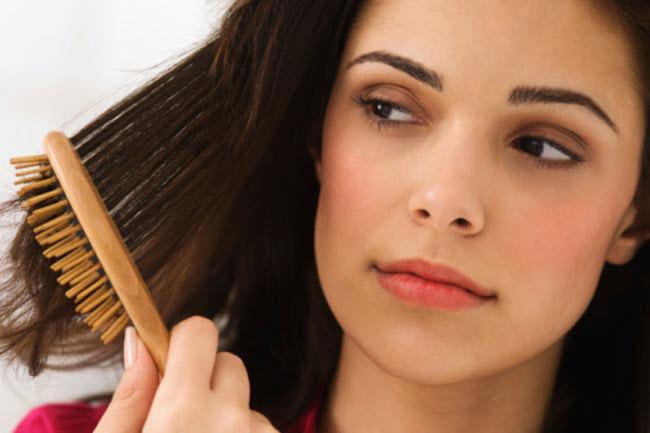 रूखे बालों का खात्मा