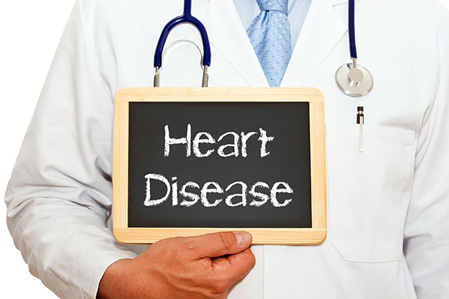 There are links between heart disease and gum disease
