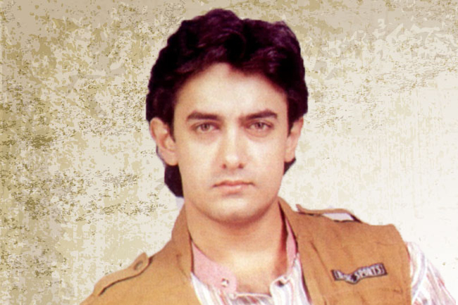 Aamir had theatre days too
