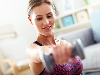 Why do women require strength training
