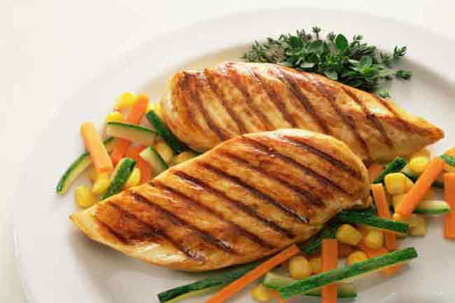 प्रोटीन वाले आहार