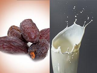 दूध में 1 छुआरा खाएं, स्वाद और सेहत पाएं