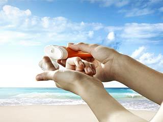 How to make homemade sunscreen