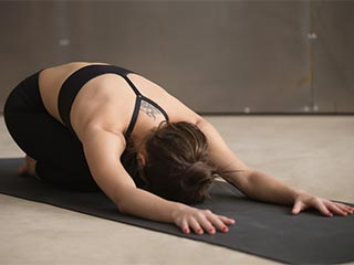 Yoga poses for gastric problems