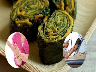 हरी सब्जी से भी ज्यादा फायदेमंद हैं अरबी के पत्ते!