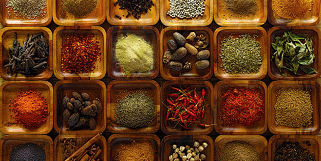 spices meditterean