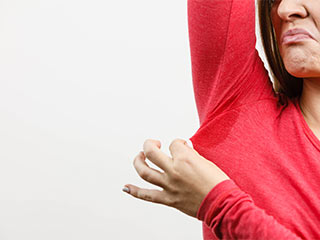Home remedies to cure problem of excessive sweating