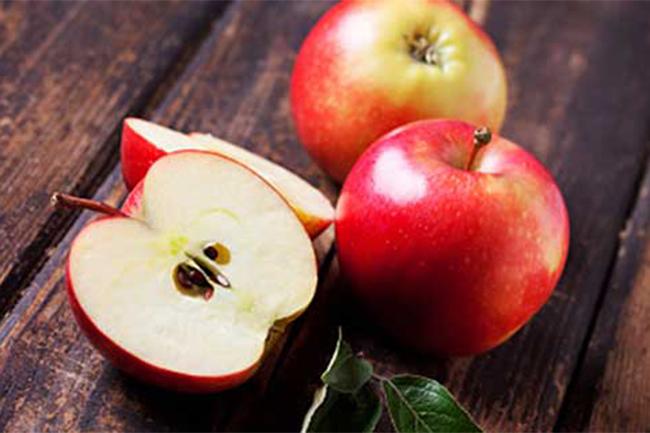 एंटीऑक्सीडेंट से भरपूर सेब