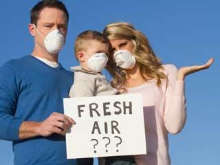 बड़े शहरों में वायु प्रदूषण से फैल रही है ये गंभीर बीमारी!