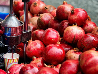 Pomegranate Juice: A cure for Cancer!