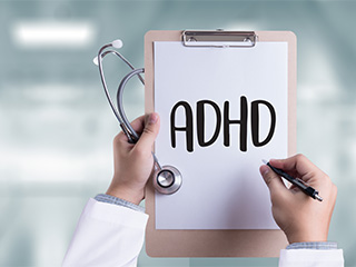 Treatment of attention deficit hyperactivity disorder ADHD