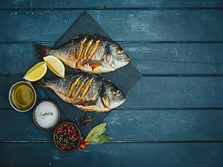 Fish Your Way to a Healthy Heart