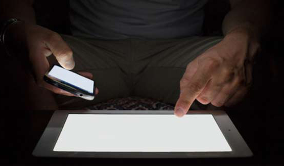 Addiction of gadgets could lead to digital dementia