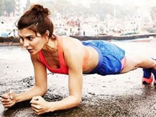 What keeps Jacqueline Fernandez Balanced, Fit and Happy?