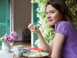 Give a thought to mindful eating with our practical tips here