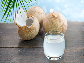 How coconut water helps in weight loss?