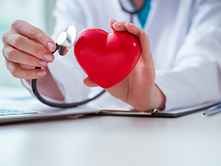 Here are some treatment options for coronary artery disease