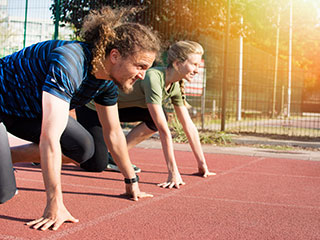 Try out these Olympic inspired track workout ideas for better fitness