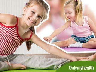 बच्चों को खेल-खेल में सिखाएं ये 3 योगासन, हमेशा रहेंगे स्वस्थ
