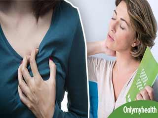 रजोनिवृत्ति के बाद महिलाओं में बढ़ जाता है हार्ट अटैक का खतरा