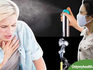 सांस की बीमारी को न्यौता देती हैं आपकी ये 7 लापरवाही