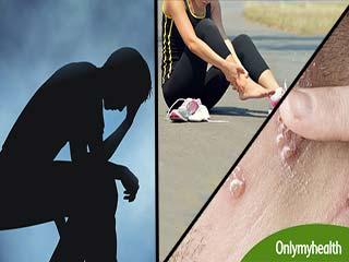 शरीर में विटामिन डी की कमी होने पर दिखते हैं ये 6 लक्षण