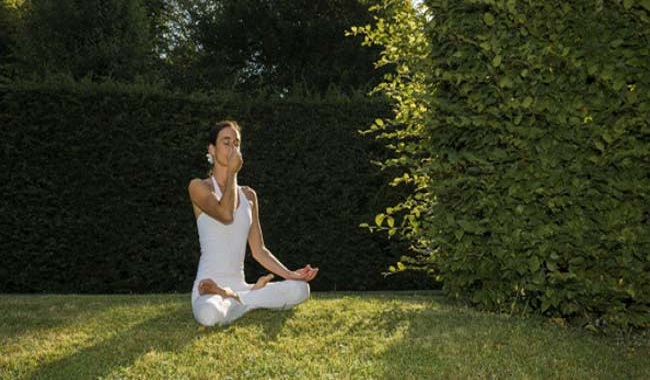 Battle the Party Bulge with These Asanas and Mudras