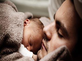 पिता के मानसिक दबाव से बच्चा होता है प्रभावित : शोध