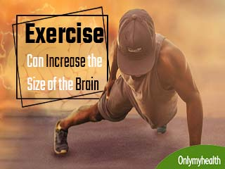 Exercise Can Help Increase the Size of the Brain