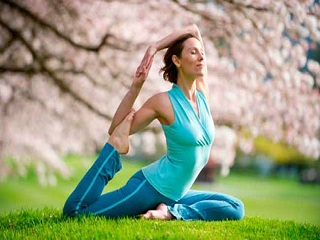 Practice Bikram Yoga Regularly to Reduce Stress