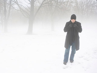 Cold Weather Aggravates the Risk of Angina