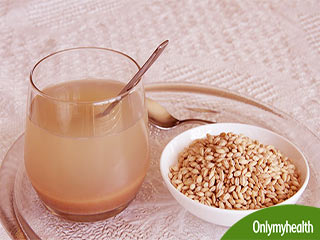 Get Rid of the Stubborn Fat Easily with Barley Water