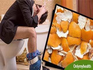 कब्ज और खट्टी डकार को दूर करते हैं संतरे के छिल्के
