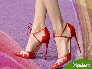 इन 7 गंभीर बीमारियों का कारण बनते हैं जूतों का गलत साइज