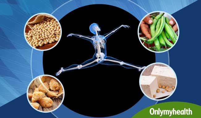 कैल्शियम युक्त खाद्य पदार्थ