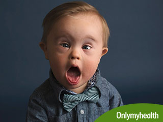 बच्चों में भी होता है डाउन सिंड्रोम का खतरा, इन लक्षणों से करें पहचान