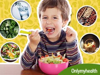 बच्चों को हमेशा स्वस्थ रखते हैं ये 4 फूड, बीमारी भी रहती है दूर