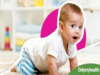 घुटनों के बल चलना शिशुओें के विकास के लिए है जरूरी, मिलते हैं ये 5 लाभ