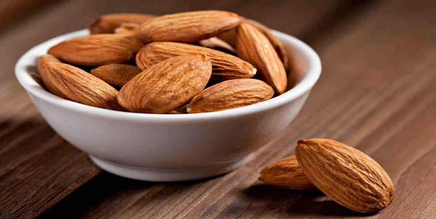 how to use almonds for weight gain