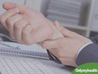 काम के दौरान कलाई में दर्द को तुरंत ठीक करने के लिए करें ये 1 काम