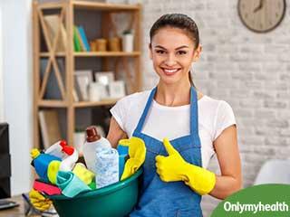 घर की सफाई के दौरान रखें इन 5 बातों का ध्यान, कभी नहीं होगा संक्रामक रोग
