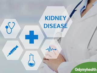 Does consuming water slow down the effects of kidney disease