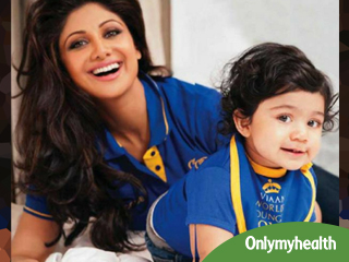 Amazing Diet and Fitness Secrets of Shilpa Shetty for New Moms