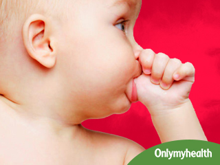 क्या अंगूठा चूसने से खराब हो जाते हैं शिशु के दांत?