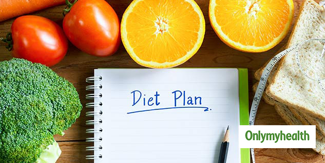 A Perfect Diet Chart For Weight Loss Weight Management