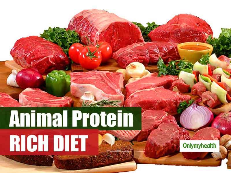 Animal Protein Rich Diet Linked to Death Risk in Men: Study